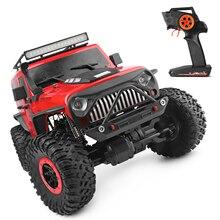 Wltoys 104311 1/10 Rc Auto 2.4G 4WD Jeep Auto Suv Geborsteld Motor Afstandsbediening Off Road Crawler Auto voor Kinderen