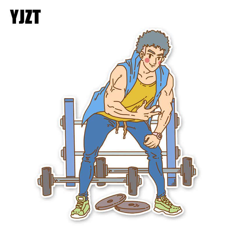 YJZT 13 3*11 2 см Уникальные фитнес тяжелая атлетика Экстремальные спортивные