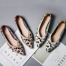 SUOJIALUN 2019 New Spring Women Flats Shoes