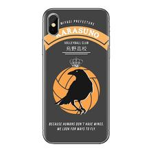 Kiyoko Shimizu Haikyuu TPU โปร่งใสสำหรับ iPod Touch สำหรับ Apple iPhone 11 Pro 4 4S 5S SE 5C 6 6S 7 8 X XR XS Plus MAX(China)