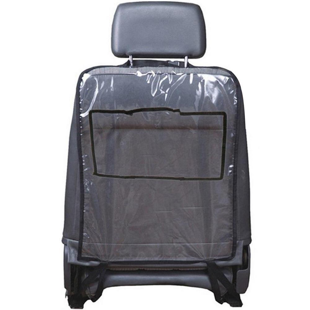 Kick Mat For Car Auto Back Seat Cover Kid Care Organizer Protector Cleaning Car Seat Care Car Storage Bag Babies Kick Mat