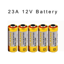 20 PCS/23A 12V Batch of Small Batteries E23A MN21 MS21 V23GA L1028 Alkaline Used for remote control clock toy torch(China)