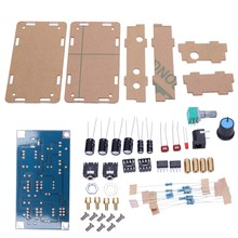 Portable Headphone Amplifier Board AMP Module Kits For Classic 47 DIY with Case(China)