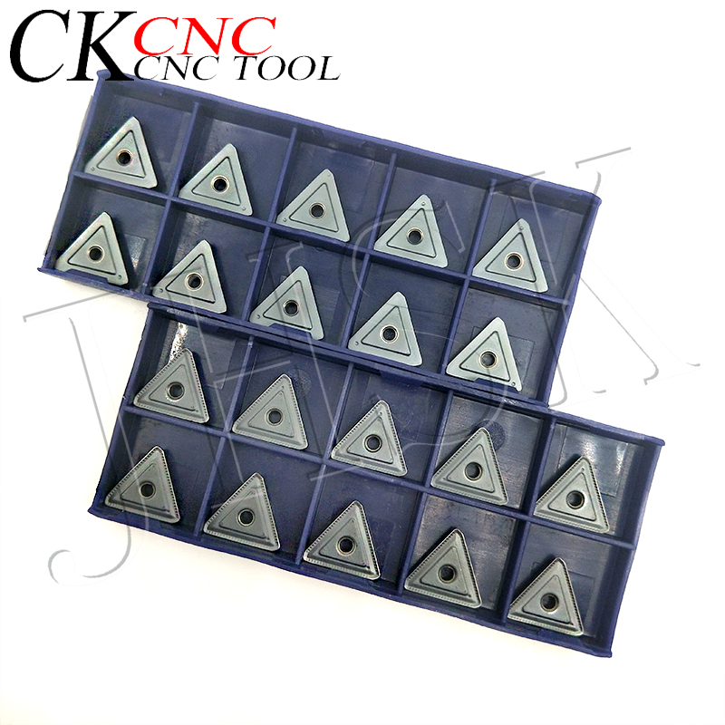 10pcs TPKR 1603 TPKN 1603 PDTR Milling Turning Tools Carbide inserts Lathe Tool CNC blade Processing stainless steel cast iron
