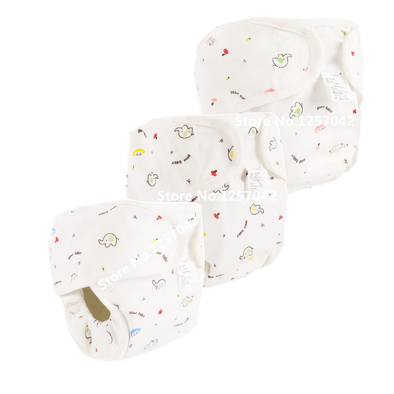 Baby Cloth Diapers Soft Covers Washable Baby Diapers Reusable Waterproff Nappy Cover Wrap For Newborn Infant Nappy Changing