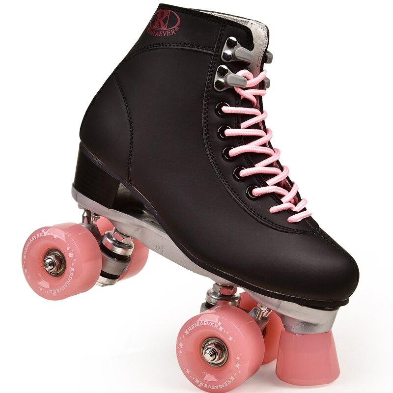 Top SaleRoller wheel Roller skate Quad 4 wheels skate shoes