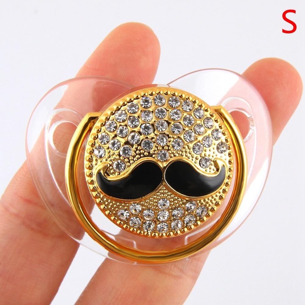 Mustache 0-6 M