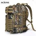 Мужской военный рюкзак  тактический рюкзак  камуфляжный армейский рюкзак для кемпинга  походов  сумка для путешествий  альпинизма  Mochila  для ...
