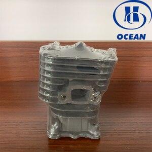 Image 1 - Комплект поршневых колец цилиндра 35 мм, подходит для Husqvarn a 128, запчасти для газонокосилки, триммера