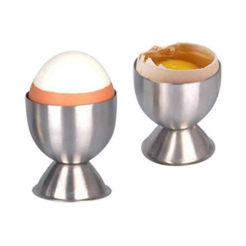 Soporte de Cocina para Huevos Cocidos Color Aleatorio YARNOW Juego de Tazas de Silicona de 5 Piezas Taza de Huevo para Desayuno Almuerzo O Cena