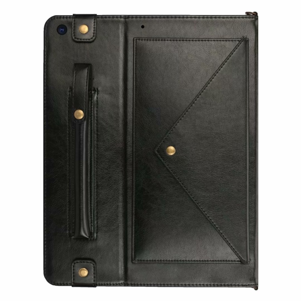 IPad 10.2Inch A2200 Apple for Tablet Cover 7th Leather Case A2232 Genuine 2019 A2198