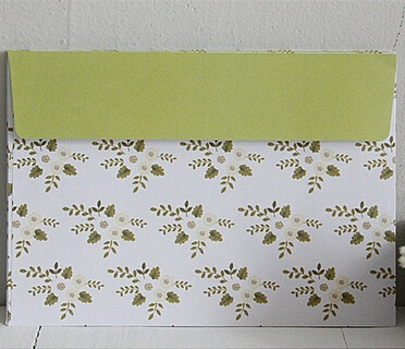 10pcs/lot 175*125mm NEW Vintage Daisy Flower Series Kraft Paper DIY Multifunction EnvelopeGift Envelopes