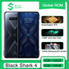 "Global  Verison Black Shark 4 5G Gaming Mobile phone 6.67"" 8GB RAM 128GB ROM Snapdragon 870 144Hz E4 AMOLED Screen 120W"