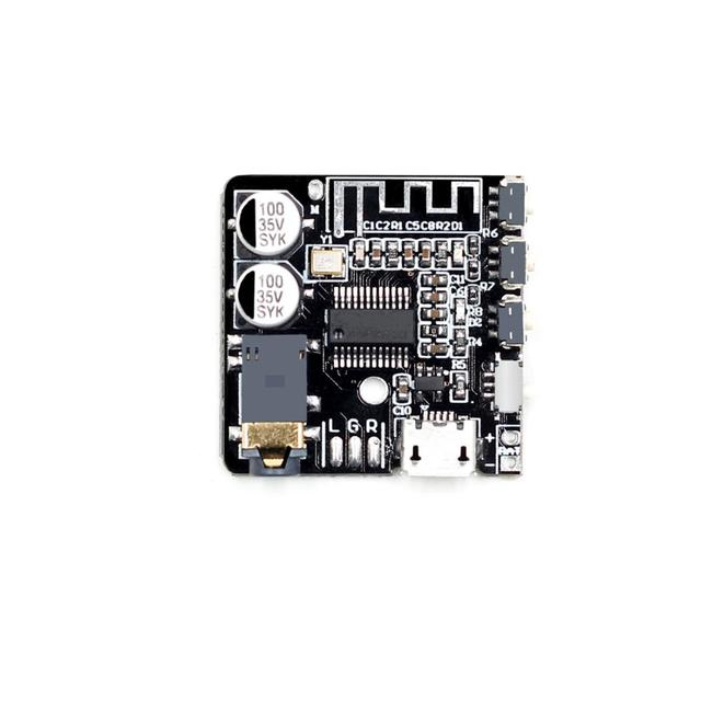 VHM-314 V.20 Bluetooth Audio Receiver board Bluetooth 5.0 mp3 lossless decoder board with Lithium battery charging 3