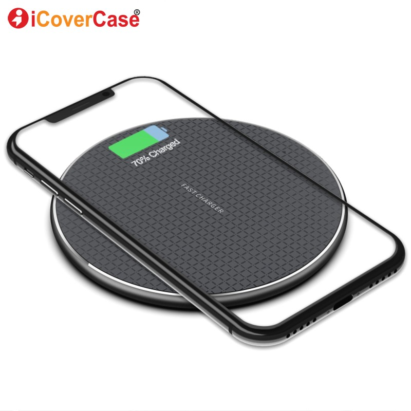 Wireless Charger for Sony Xperia XZ3 XZ2 Premium Xiaomi mi 9 pro mix 2s 3 5G Qi Fast Charging Pad Power Case Phone Accessory