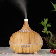Aroma Essential Oil Diffuser Ultrasonic Cool Mist Humidifier Air Purifier 7 Color Change Led Night Light for Office Home цена и фото