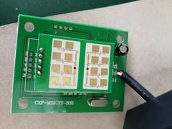 24G Microwave Radar Sensor Finished Car Blind Spot Monitoring System Solution Car BSM BSD YH-24G04