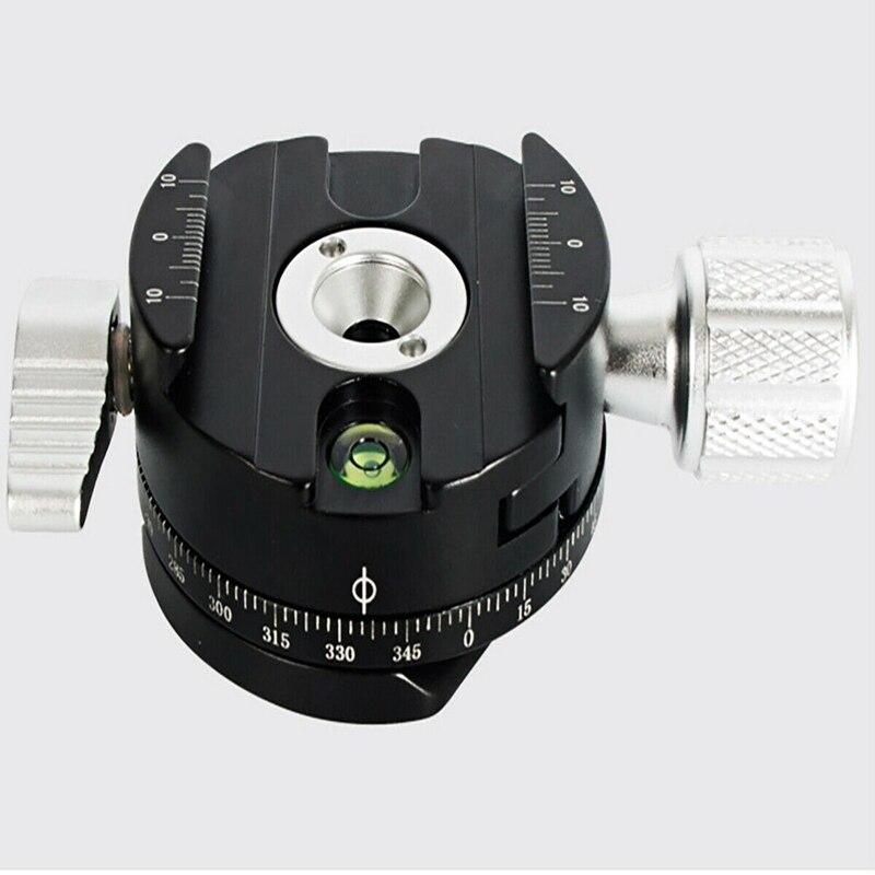 Купить dslr быстросъемный зажим для камеры вращающийся на 360 градусов