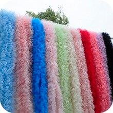 28 cm watermelon pink ruffled tulle trim, pink pleated mesh trim, tutu dress fabric, ruffle mesh, doll dress fabric mesh with pearl detail ruffle trim top