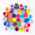18Bottle/Set Pearlescent Pearl Powder DIY Jewelry Making Pigment UV Epoxy Resin Silicone Mould Colorant Dye Nail Art Glitter
