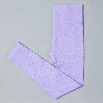 4PCS Seamles Sport Set Women Purple Two 2 Piece Crop Top T-shirt Bra Legging Sportsuit Workout Outfit Fitness Wear Yoga Gym Sets 25