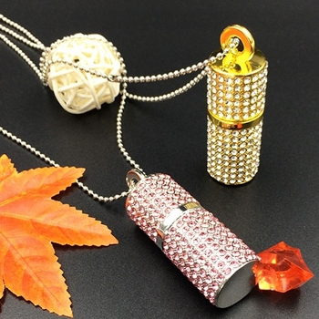 100% Real Capacity Jewelry Crystal 16GB 32GB USB Flash 2.0 Memory Drive Stick Pen/Thumb/Car Pen Drive 8GB Pendrive 1TB 2TB Gift