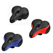 Reflective Shock Absorber Saddle Mountain Bike Cushion Dynamic Bicycle Seat Shock-absorbing Mountain Bike Cushion taiwan ks king shock mountain bike shock absorber soft tail car shock absorber a two pneumatic