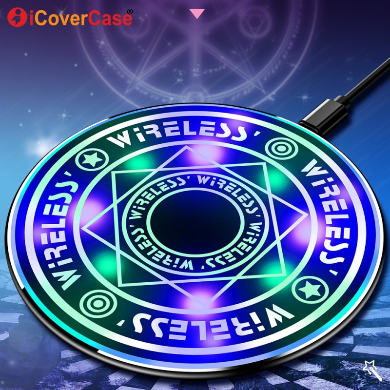 Wireless Charger For Blackview BV9500 plus BV9600 BV9700 BV9800 BV9900 BV6800 BV5800 pro Qi Fast Charging Pad Phone Accessory