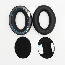 1 Pair Soft Foam Sponge Ear Pad For Bose Around AE Triport  TP1 TP-1 Headphones Replacement EarPads Black Yw#