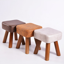Stools Chairs Children Wood Small Bedroom Girl Solid Shoes Sillas Sitting Trekking