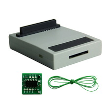 For Sony PlayStation1 PSIO CD ROM Free Optical Drive Simulator Game Card Reader with Switch Board for PS1 Thick Gaming Console