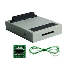 لسوني PlayStation1 PSIO CD ROM شحن محرك الأقراص الضوئية محاكي لعبة قارئ بطاقات مع لوحة توزيع ل PS1 سميكة الألعاب وحدة التحكم