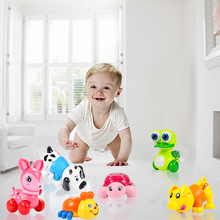 Toys Clockwork Duck Cute Deer Animal for Baby 1-3-Years-Old Mouse Tortoise