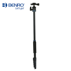 Image 2 - DHL Free Shipping BENRO IT25 Portable Camera Tripod Reflexed Removerble Traveling Monopod Carrying Bag Max Loading 6kg