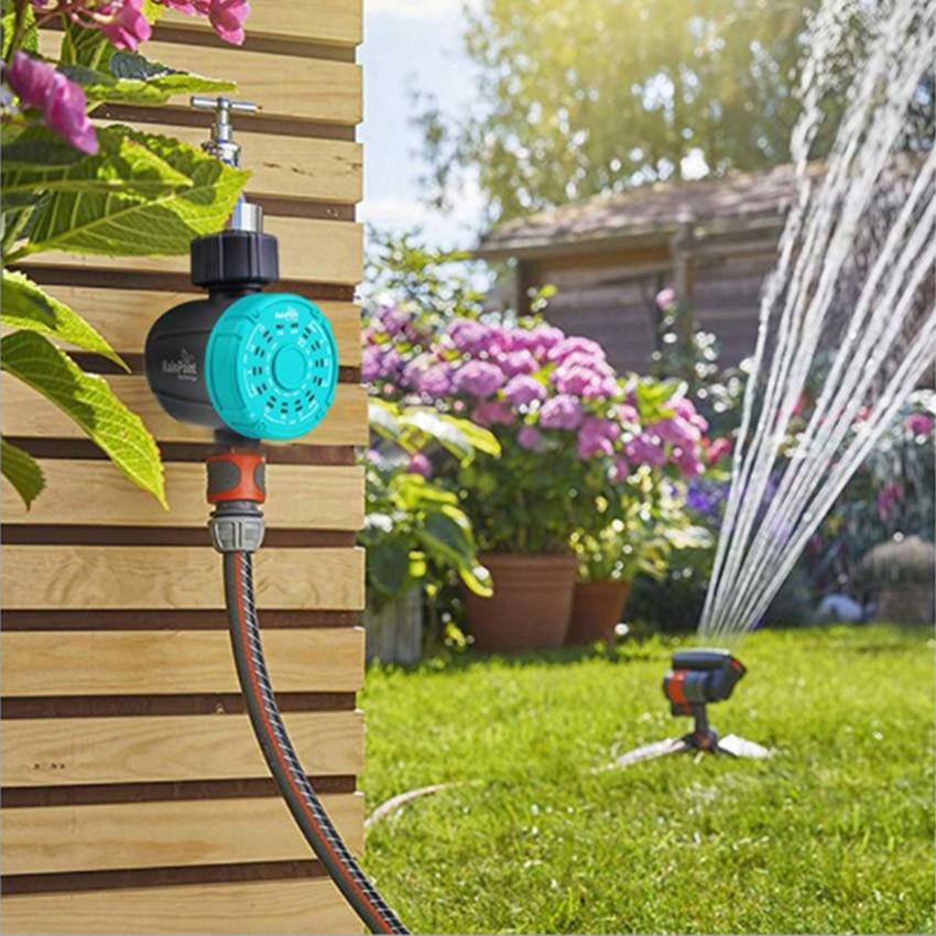 Neueste Automatische Sprinkler System Timer Control Bewässerung Gerät Intelligente Auto Micro Drip Bewässerung System für Garten Pflanze