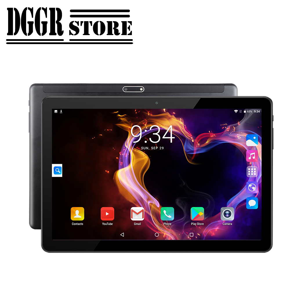 BOBARRY 10 Inch Tablet Global Version Android OS Support Google Play Ouad Core RAM 2G ROM 32GB YouTube Video IPS 1280*800 Tablet
