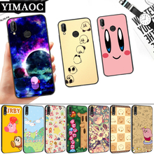 Game Kirby Series Silicone Soft Case for Huawei P8 P9 P10 P20 P30 Lite Pro P Smart Z Plus z pro series