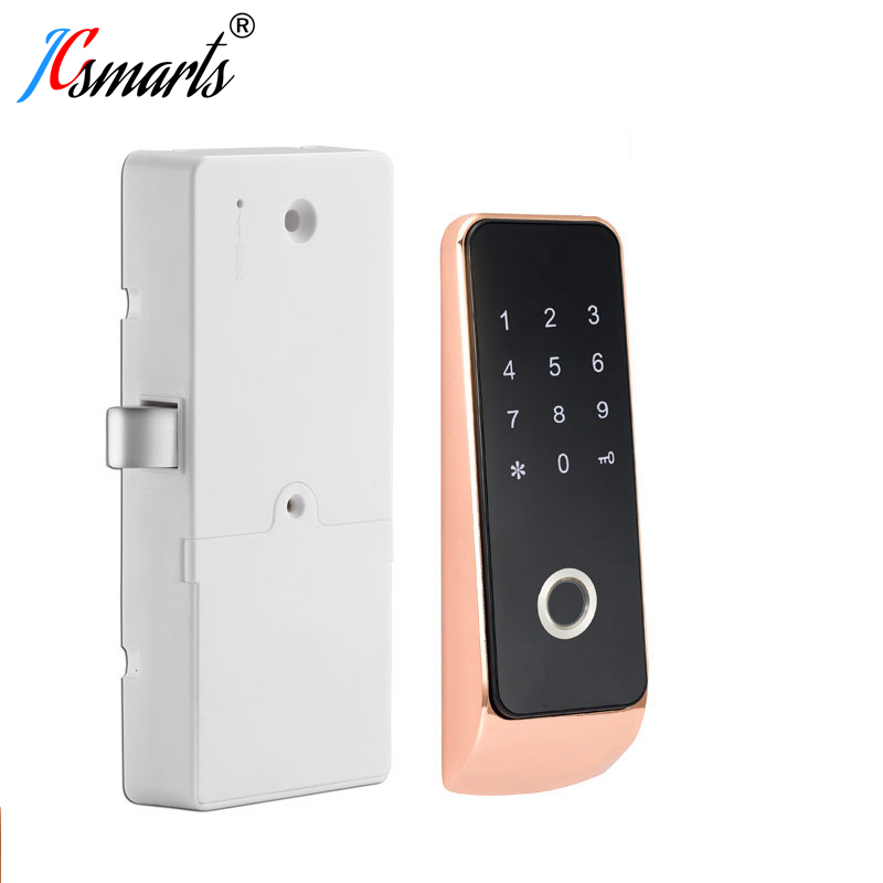 Smart Security Fingerprint Drawer Cam Lock Closet Door Locks
