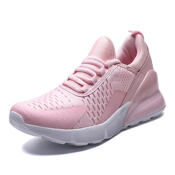 Vanmie Women Sneakers 2021 Brand Sneakers Women Pink Breathable Shoes Woman Sneakers Fashion Sneakers for Women Plus size 36-47 2
