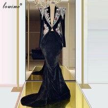 Robe longue noire, Couture turque, robe de soirée de standing, robes perles, occasions spéciales, robes de soirée pour femmes, photographie à la mode
