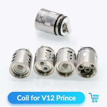 Volcanee 3pcs V12 Prince Coil M4 Q4 X6 T10 Core for V12 Prince Tank At