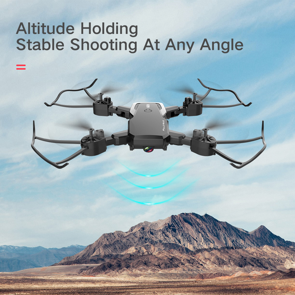 F85 RC Drone 4K HD Camera Professional Aerial Photography Helicopter 360 Degree Flip Foldable Quadcopter
