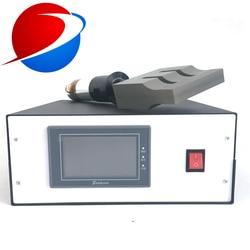 Solidny ultradźwiękowy przetwornik spawalniczy i generator ultradźwiękowy sprzęt uszczelniający