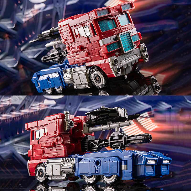 Comic Club BPF трансформация OP Commander MP10 MP-10 сплав осада серии E3541 KO фигурка робота игрушки