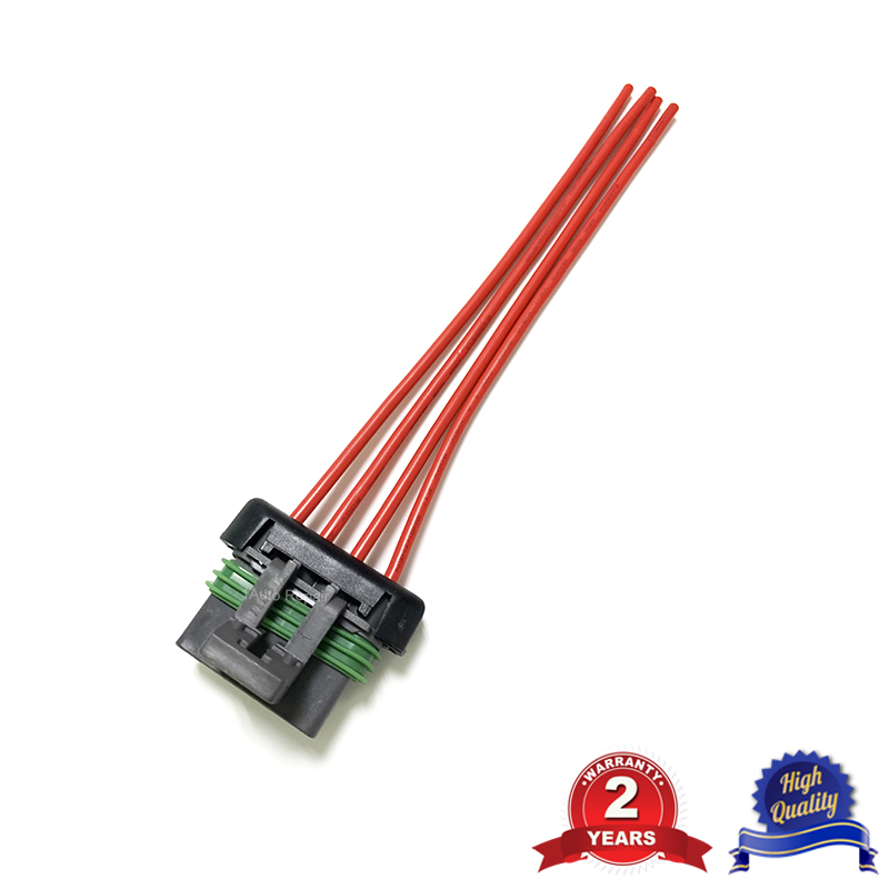 [QNCB_7524]  Wiring Harness Pigtail Connector For Blower Motor Switch Resistor Fits 2004 2008  Chevrolet Colorado or GMC Canyon 2003 2006|Air-conditioning Installation| -  AliExpress | 2008 Gmc Canyon Wiring |  | AliExpress