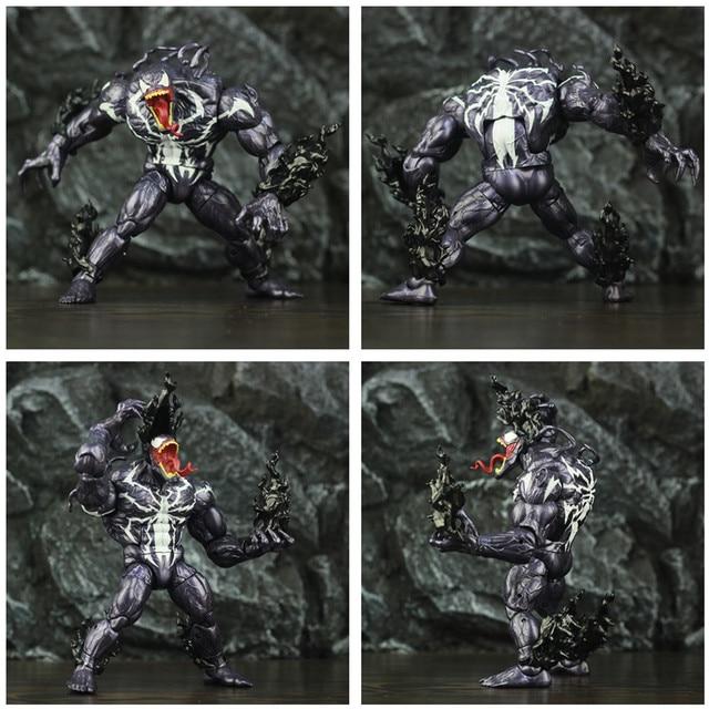 Venom Action Figure Amazing Spiderman 8inch 5