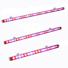цены 54W ,81W,108W  LED Plant Light Strip AC85-265v Red Blue  Led Line Suitable For Indoor Plant Growth And Greenhouse Plant Growth