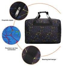 Handbag Sewing-Machine-Storage Large-Capacity Sports Carry-Bag Fitness Women