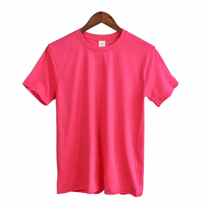 2019 fashion new summer round neck men's short-sleeved t-shirt bottoming shirt  WSX02