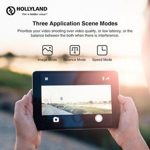 Image 4 - Hollyland Sao Hỏa 400 Không Dây Truyền Tải Video Hệ Thống HDMI SDI 1080P Không Dây HD Hình Ảnh Thu Phát Chụp Ảnh
